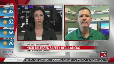 Former Coast Guard on NTSB safety regulations