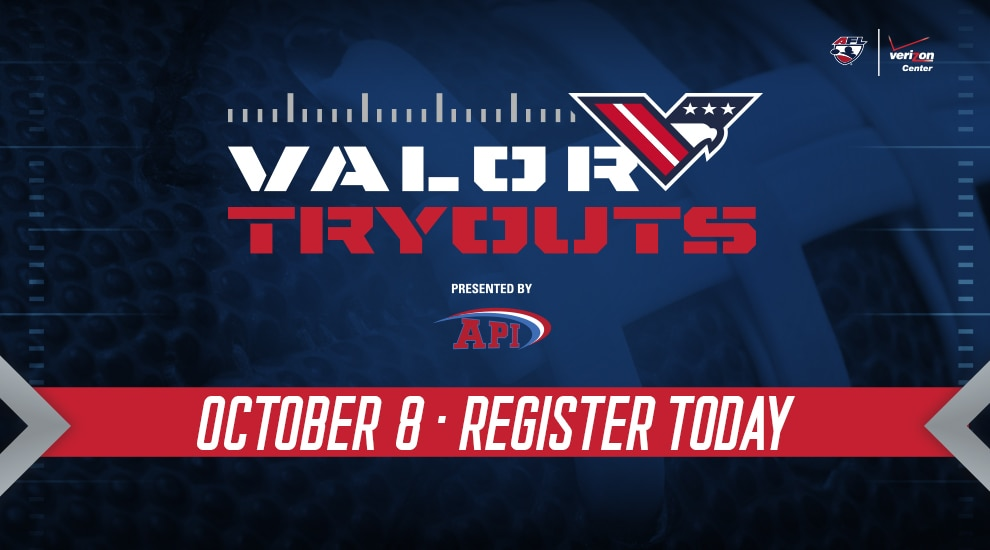 Gm Card Capital One >> Valor to Host Free Agent Open Tryouts   Washington Valor