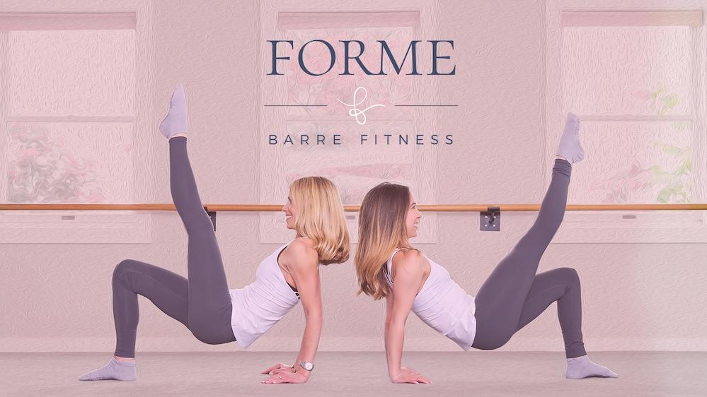 Upper Body Barre (7/26 LIVE FORME BARRE)