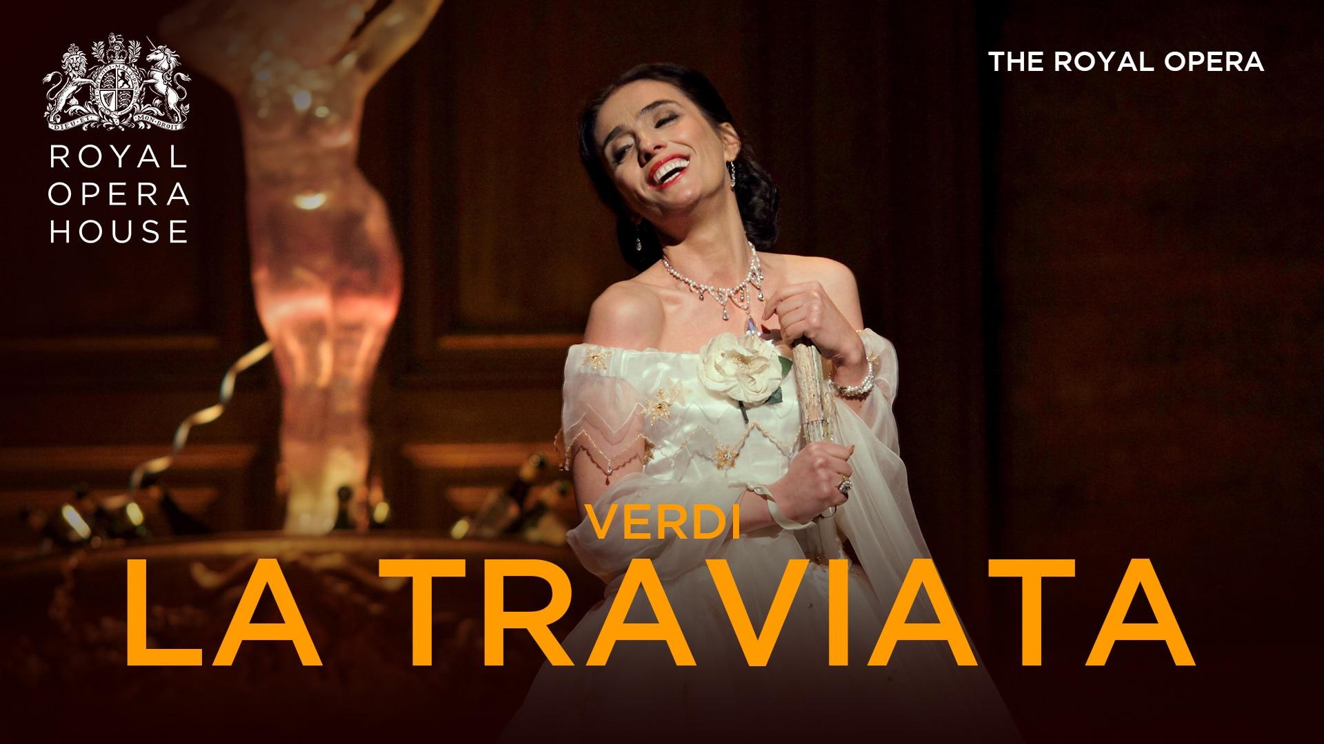 La Traviata - Royal Opera House