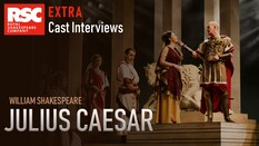 Julius Caesar Extra: Cast Interviews