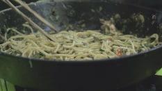 Crayfish on the Menu