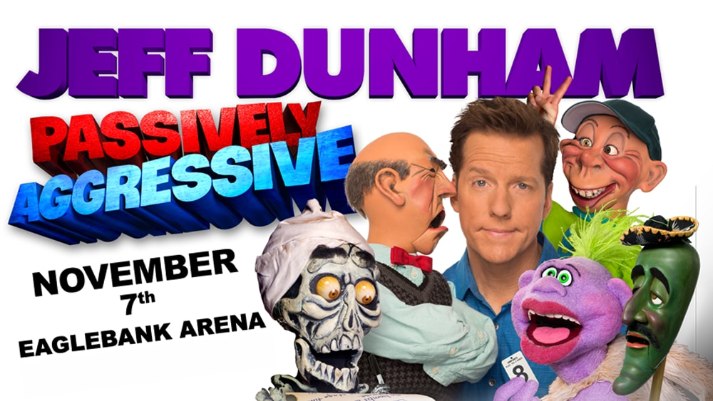 Jeff Dunham Passively Aggressive