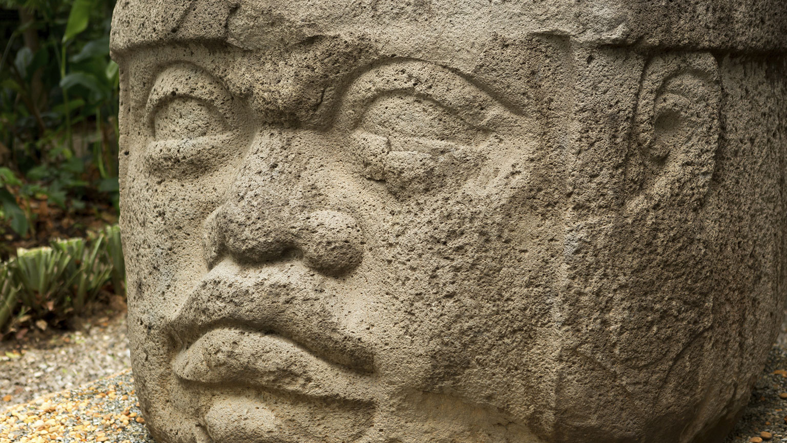 Olmec Civilization Emerges