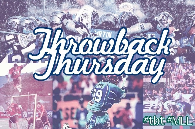 Throwback Thursday: Kevin Cassese | Major League Lacrosse