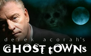 Image of Derek Acorah's Ghost Towns
