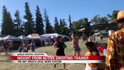 Garlic Festival Shooting: Insight from active shooting trainer