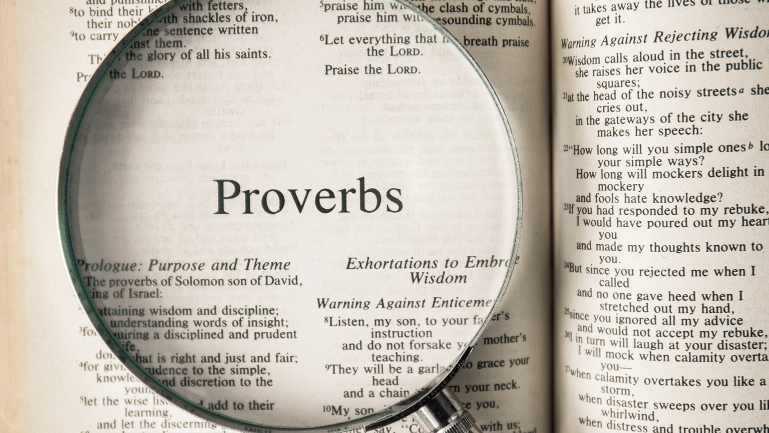 Collections of Proverbs
