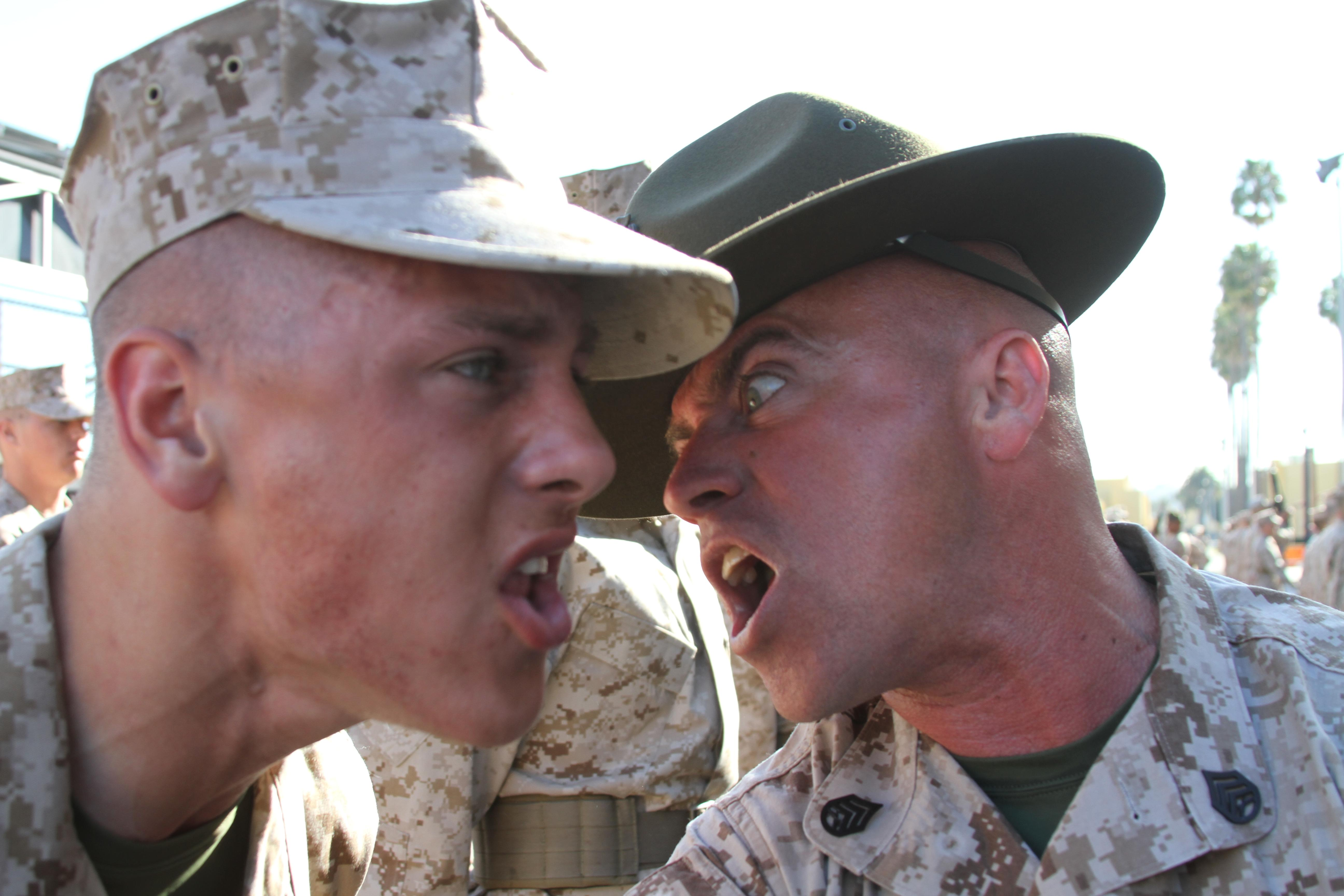 Best Drill Instructor Sergeant Moments Photos Videos Bmt