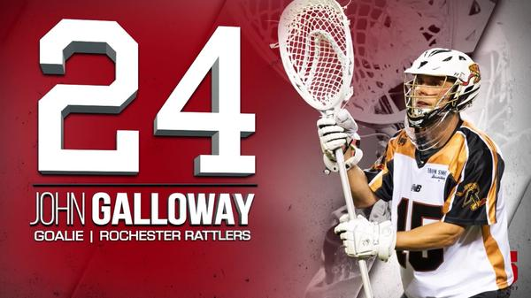 2017 #MLLTOP25 Number 24 John Galloway