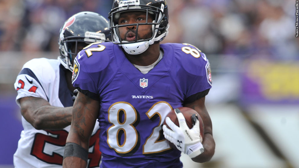 sports shoes f5f6a 07eda Former Terps, Ravens Torrey Smith Remains Involved In Baltimore