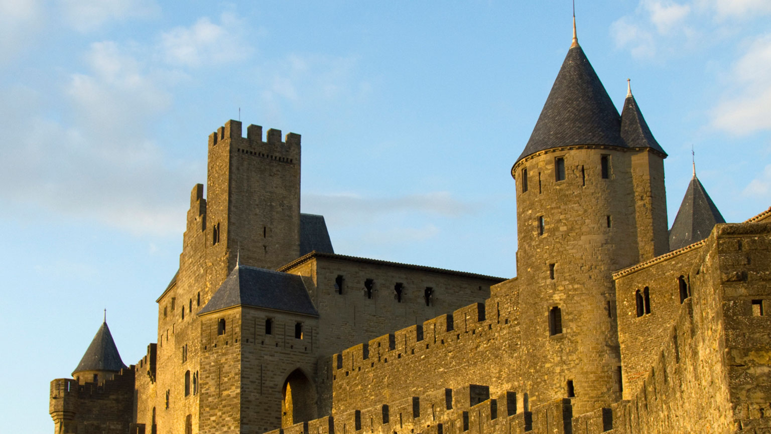 Carcassonne—Cathars and Crusaders