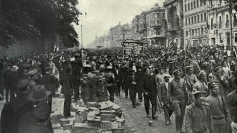 Bolsheviks, Masons, and Russian Revolution