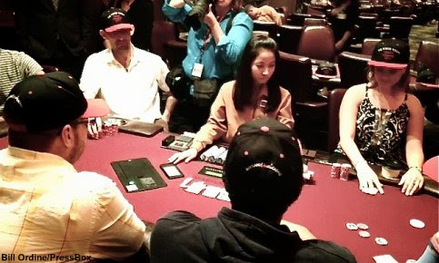 maryland live casino poker room hundreds attend opening of maryland live room 20661