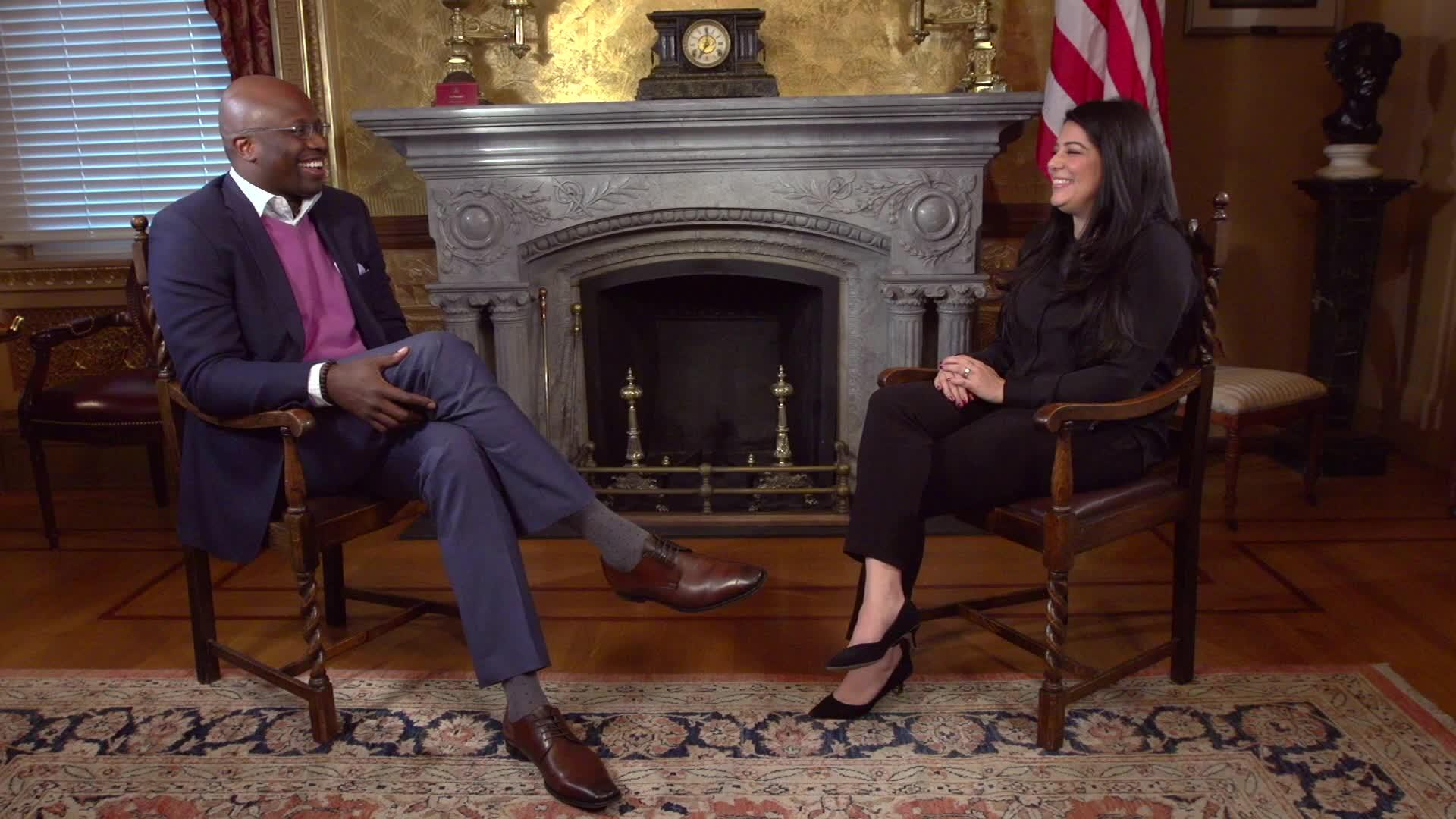 The Walk-and-Talk with Reggie Love: Obama's White House