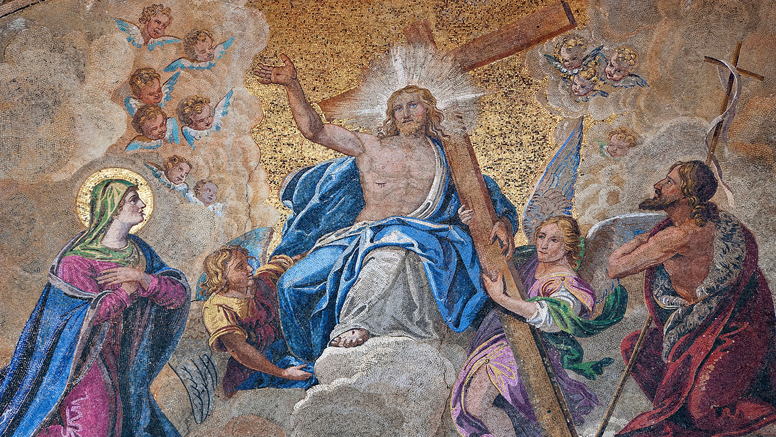 The Resurrection—What Historians Can't Know