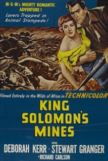 Image of King Solomon's Mines