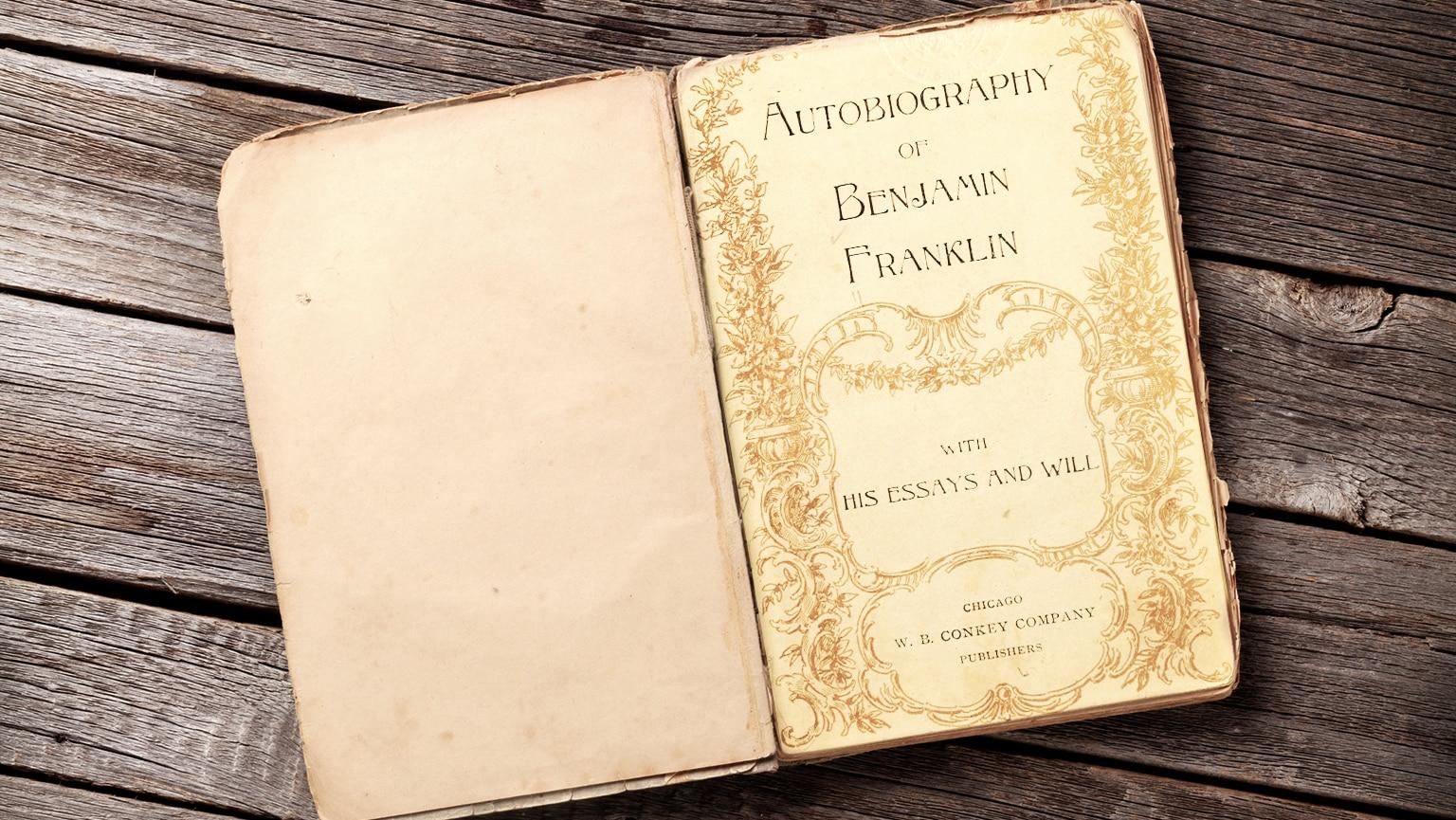 free benjamin franklin essays