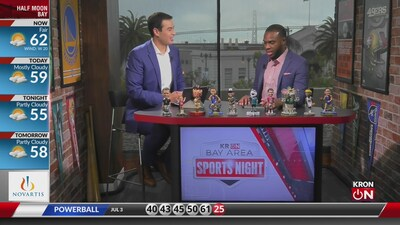 Bay Area Sports Night July 4, 2019
