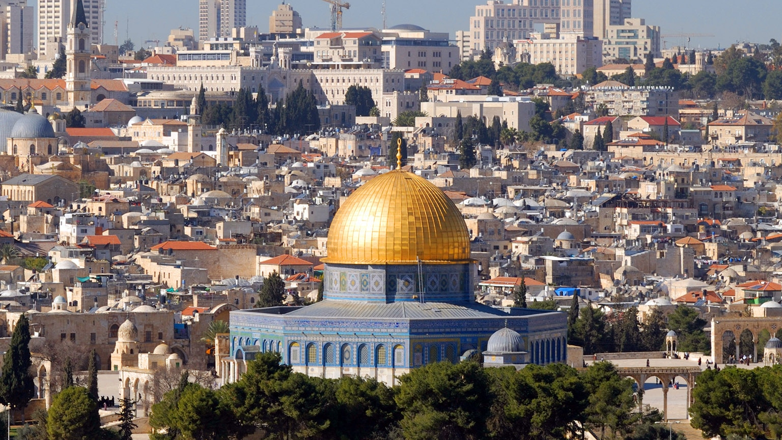 Jerusalem—An Introduction to the City