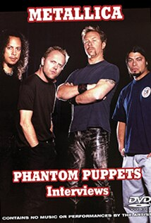 Image of Metallica - Phantom Puppets