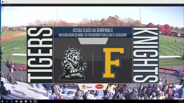 HS Football Showcase: Friendship Collegiate vs. Wilson