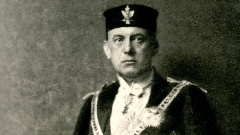 Aleister Crowley, Occultism, and Espionage