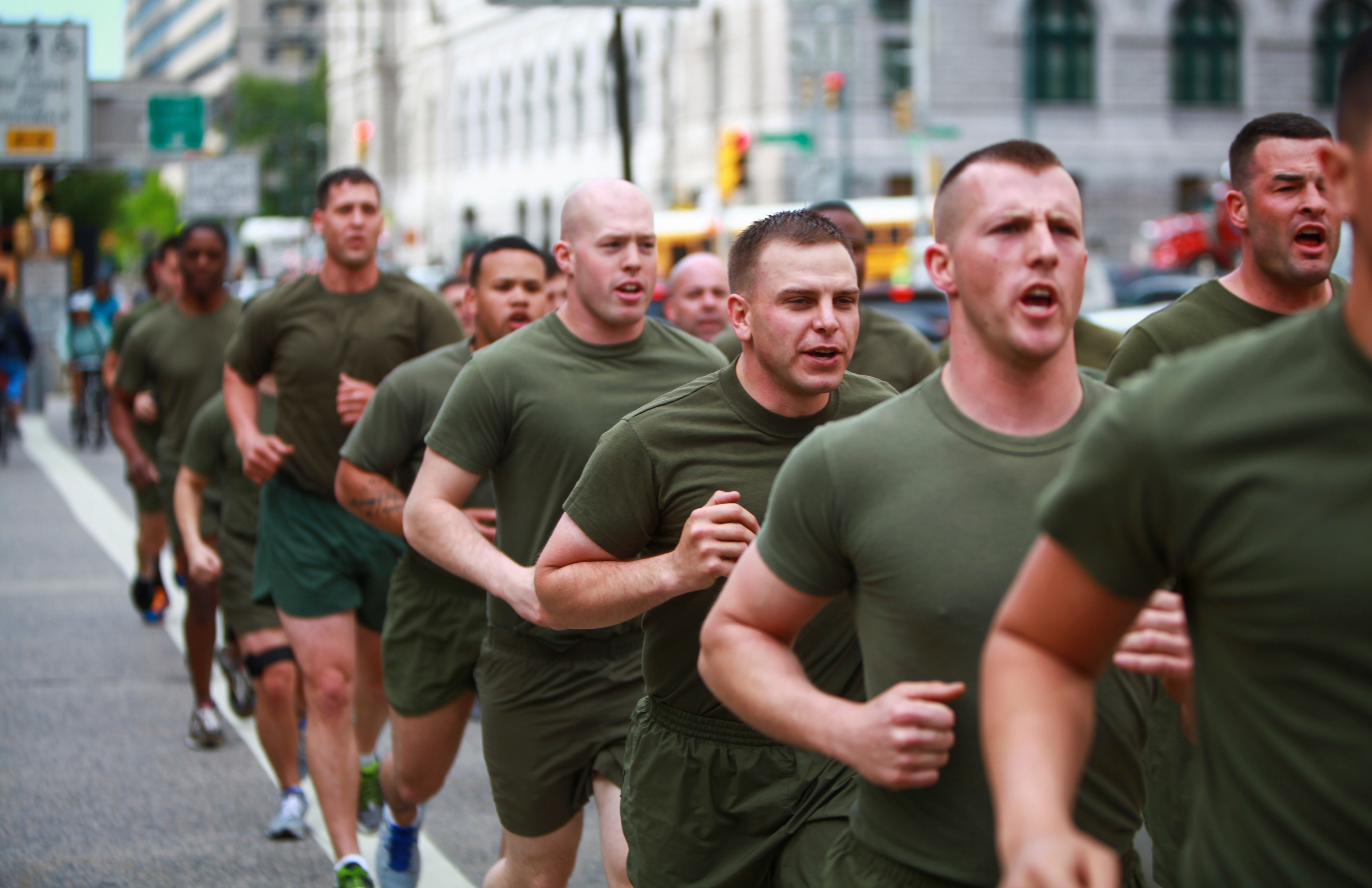 Marines look to update training for high-tech jobs