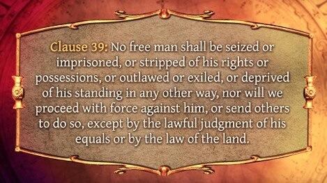 The Magna Carta's Legacy