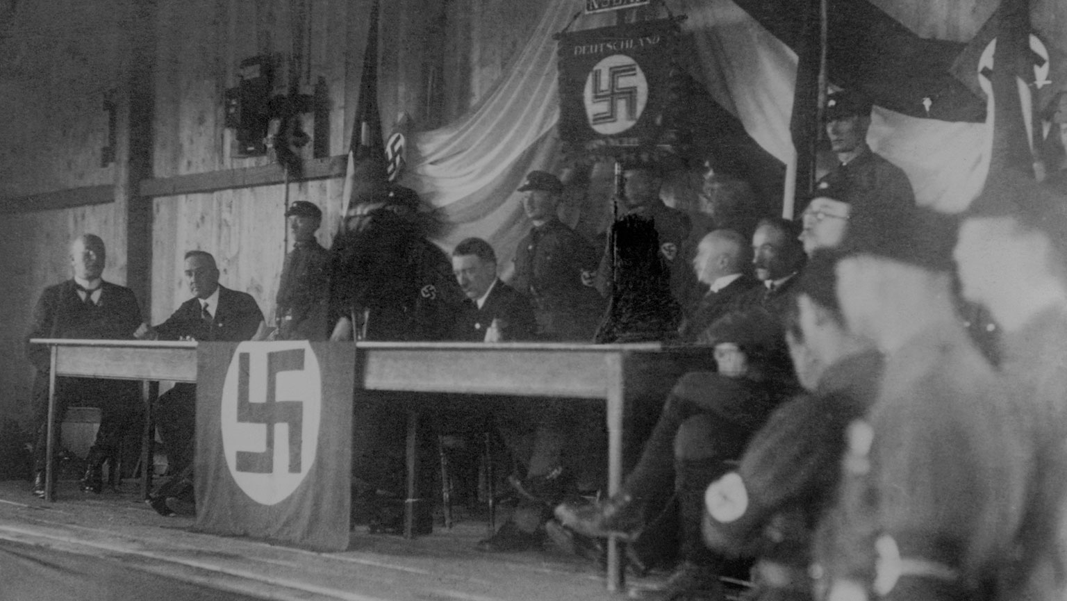 an analysis of national socialist german worker party nsdap by adolf hitler
