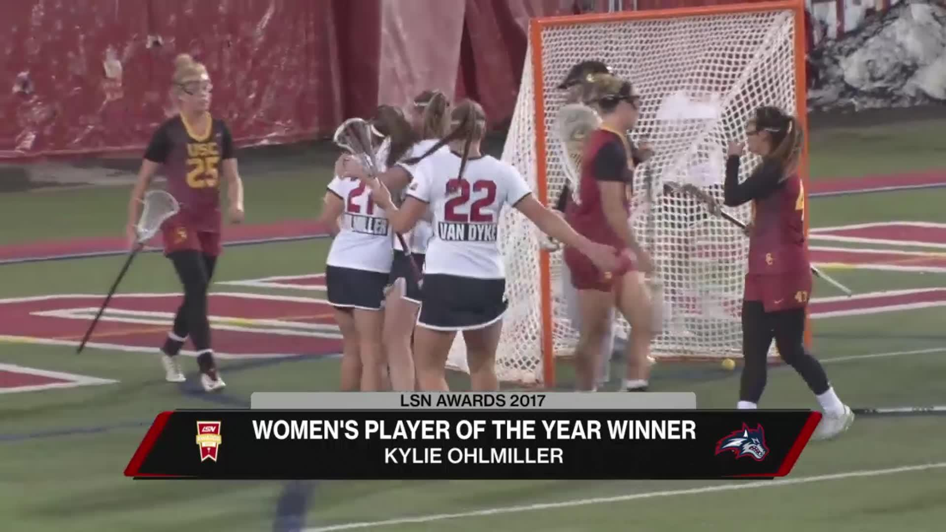 2017 LSN Awards: NCAA Women's Player of the Year