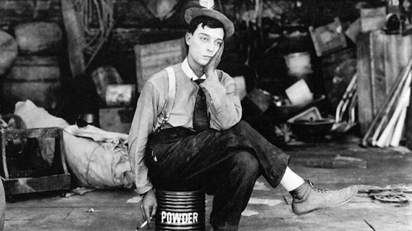 Buster Keaton: The Paleface