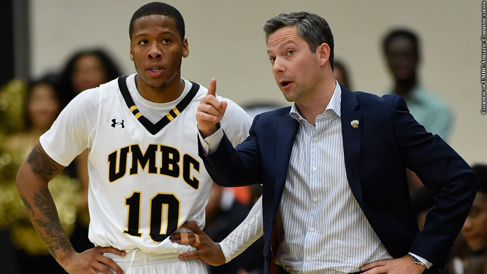 876dddbb404 UMBC Men's Basketball Eyeing First Conference Title Since 2008