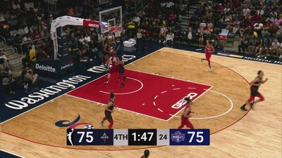 Highlights: Mystics vs. Aces 7/13/19
