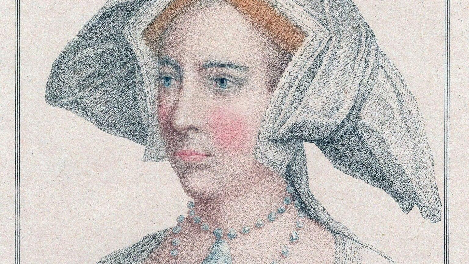 Mary I—1553-58